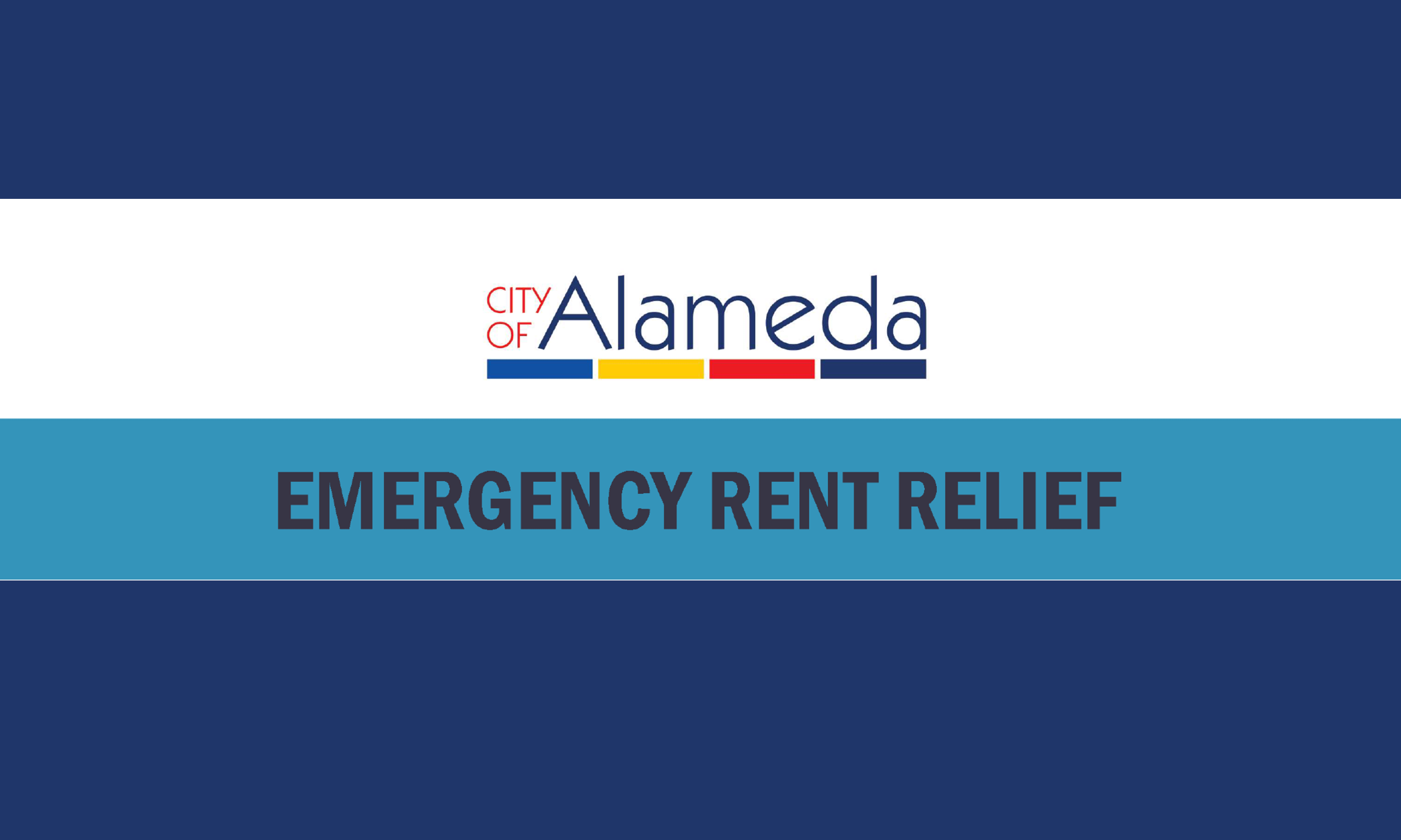 City of Alameda Emergency Rent Relief