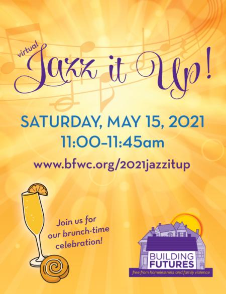 2021 Virtual Jazz It Up!