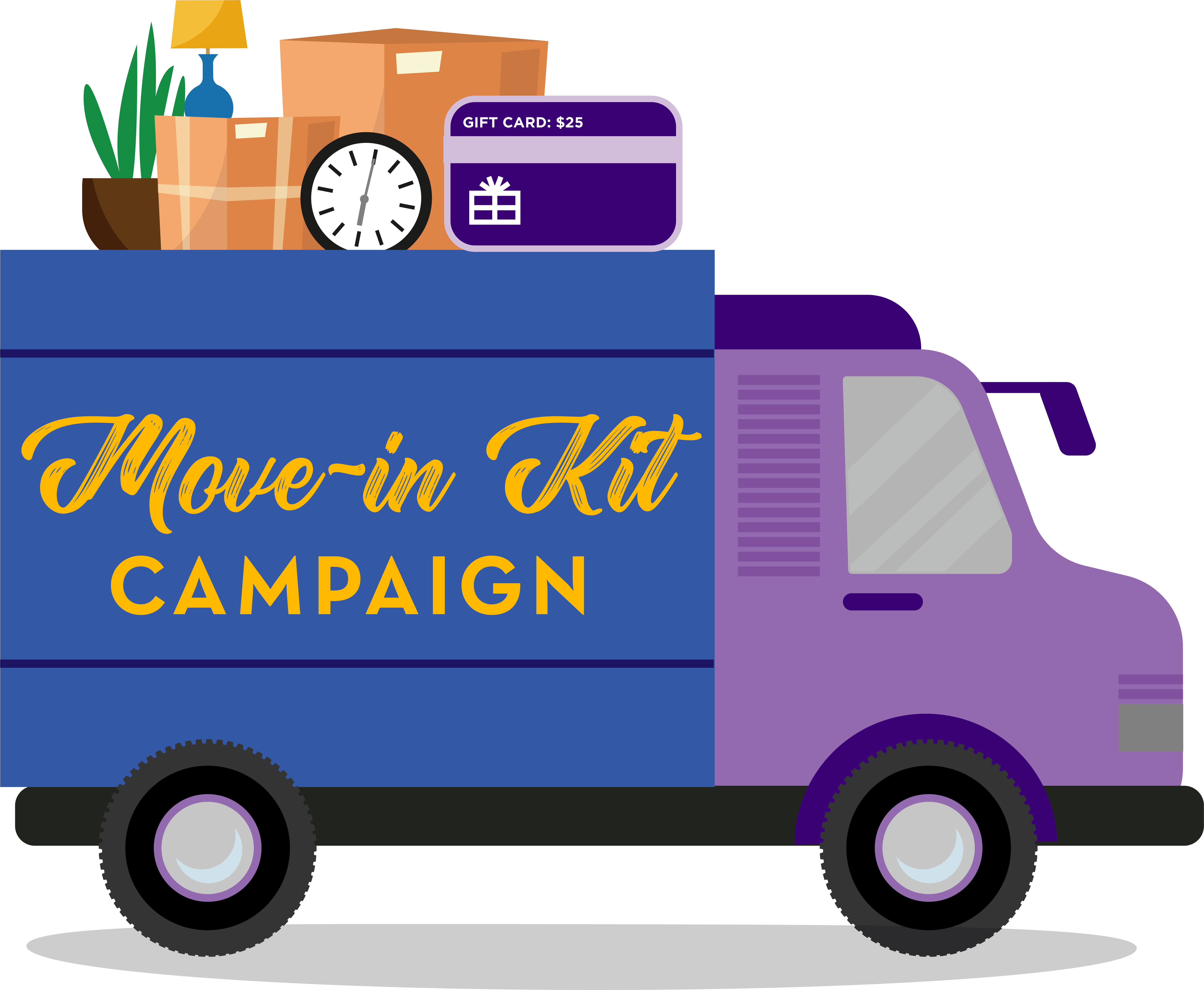 Move-In Kit Campaign